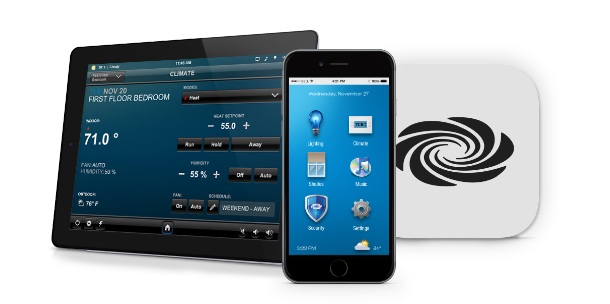 The Whole-House Automation System By Crestron