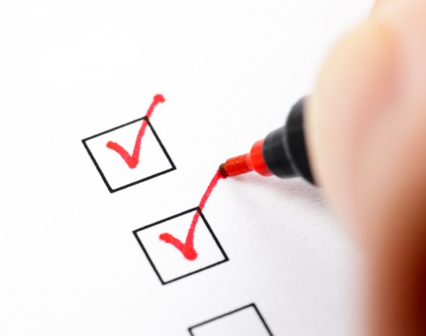 Make A Checklist Of All The Valuables That You Own...