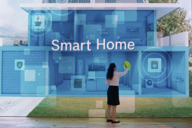 42% percent of US citizens (including millennials) with broadband internet are strongly considering to smart home automation according to survey.