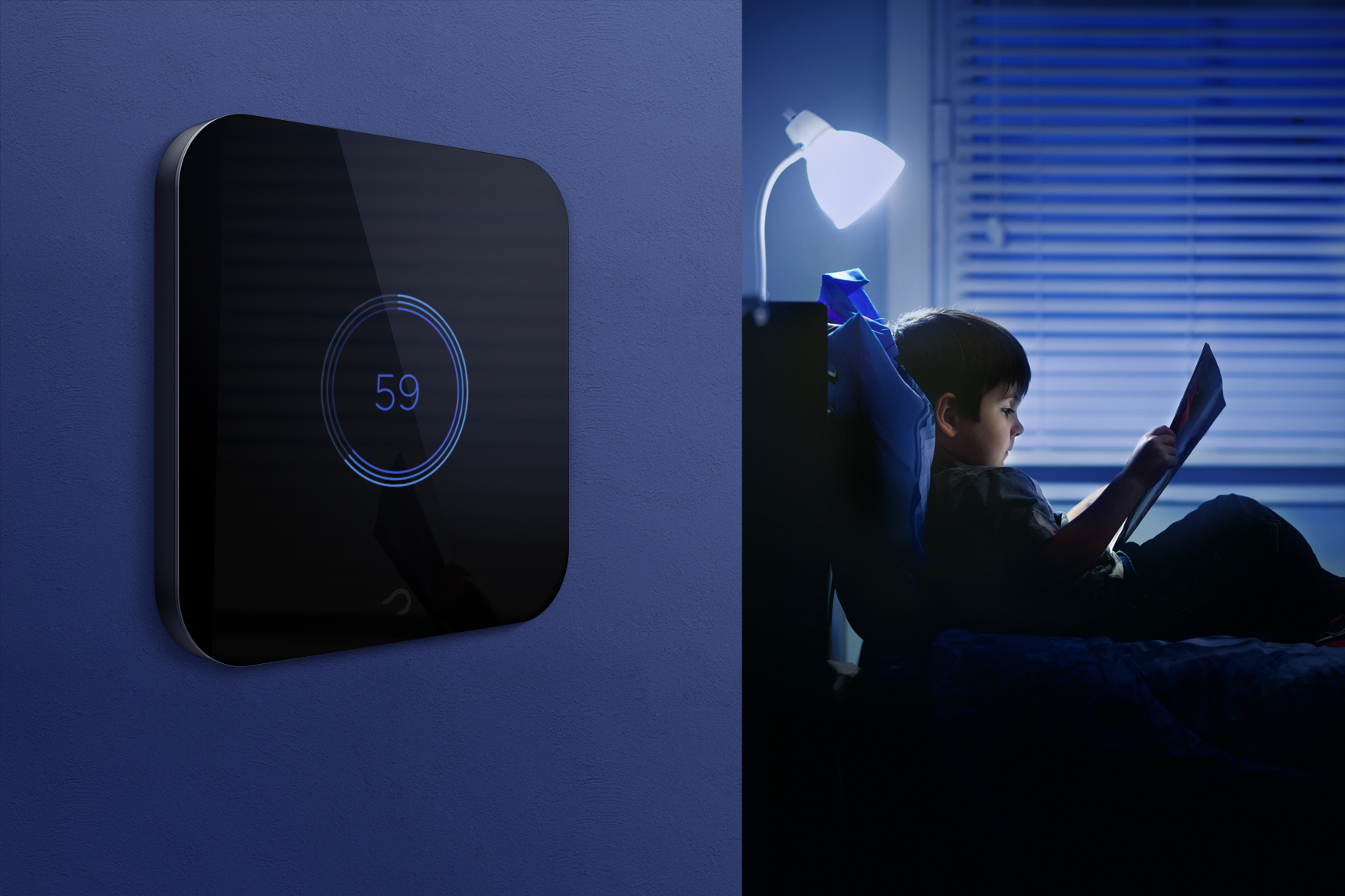 Home Automation Smart Light Enables You To Adjust Lighting Conditions So You Can Sleep Better...