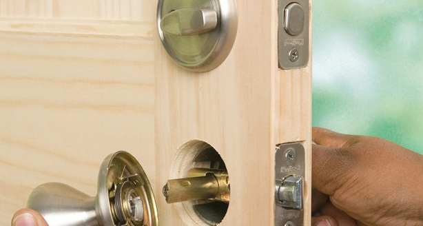 Change your locking system (use deadbolt locks if possible)...
