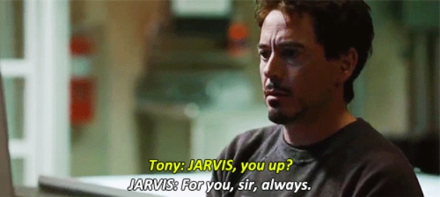 Who Says You Can't Be As Cool As Tony Stark?